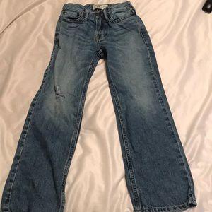 Boys Abercrombie jeans 7/8